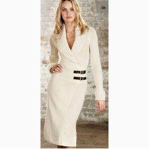 Victoria's Secret Moda Intl Maxi Sweater Dress M
